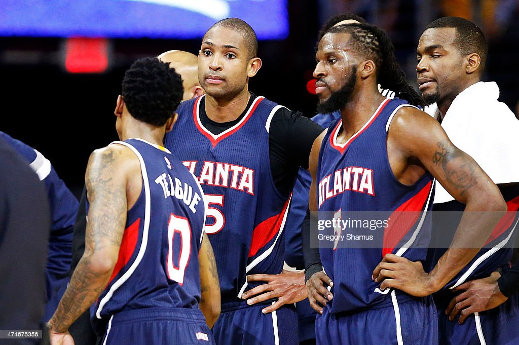 Atlanta Hawks v Cleveland Cavaliers - Game Three