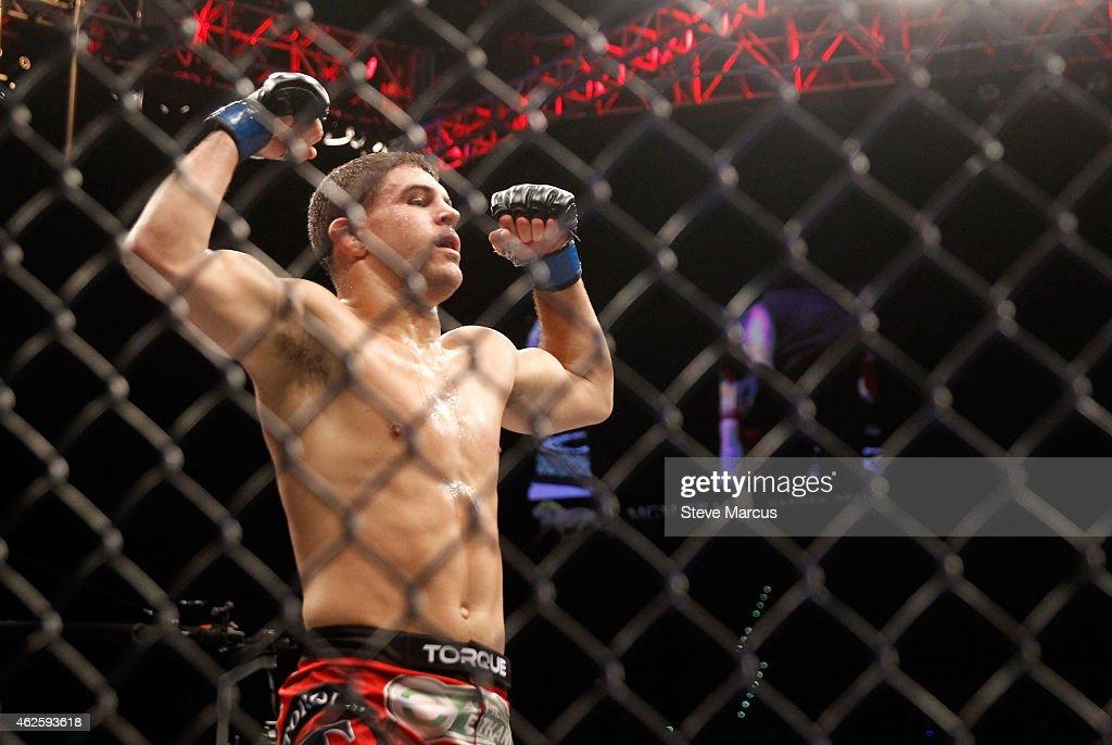 UFC 183: Silva v Diaz