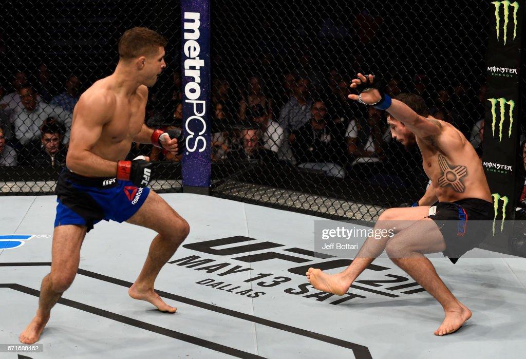 UFC Fight Night: Iaquinta v Sanchez : News Photo
