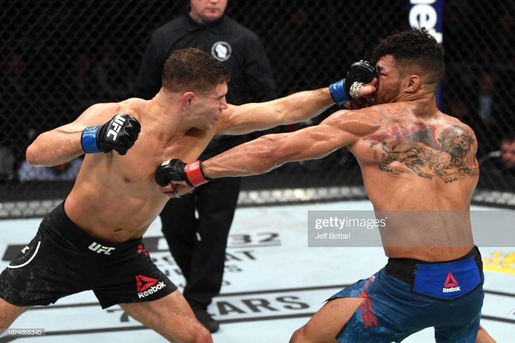 UFC Fight Night: Lee v Iaquinta : News Photo