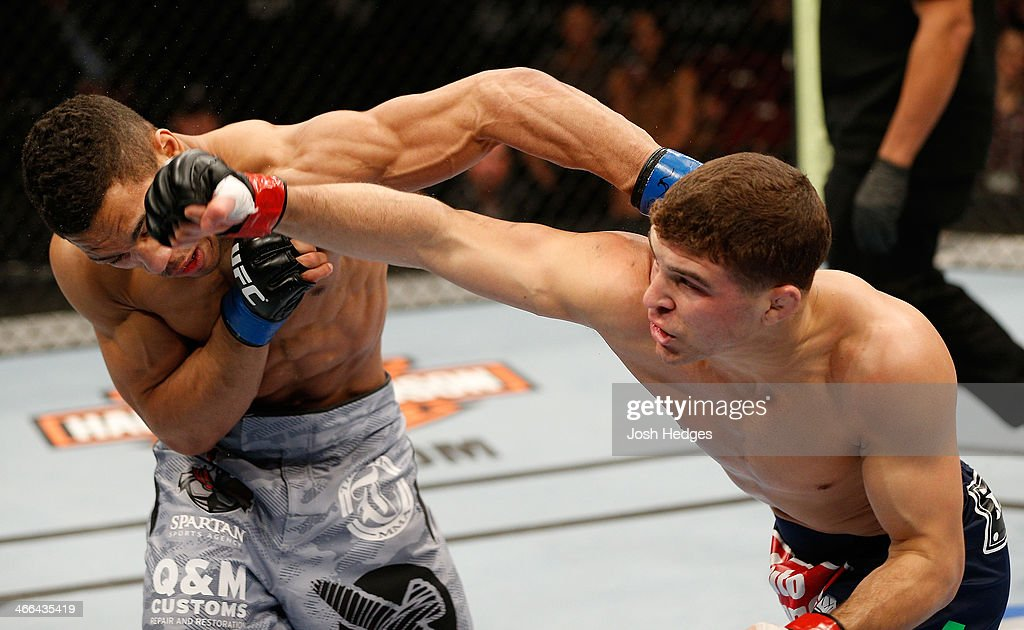 UFC 169: Iaquinta v Lee : News Photo