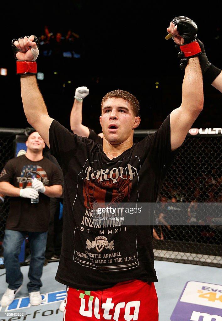 UFC Fight Night: Machida v Munoz