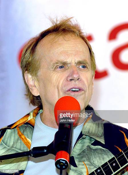 Al Jardine of The Beach Boys during 10th Anniversary of the Los Angeles Times Festival of Books Day 2 at UCLA in Los Angeles California United States