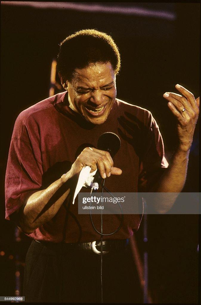 Al Jarreau - Musician, Singer, Jazz, Pop music, USA