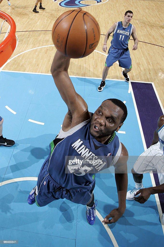Minnesota Timberwolves v New Orleans Hornets
