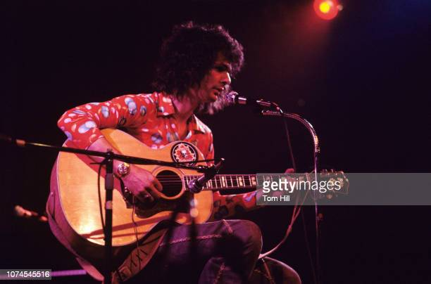 Al Kooper performs at the Great Southeast Music Hall in Atlanta Georgia on July 12 1973