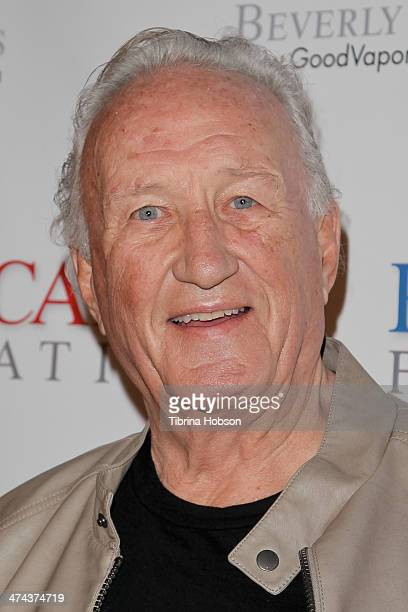 Al Langlois attends the Kasem cares foundation fundraiser on February 22, 2014 in Beverly Hills, California.