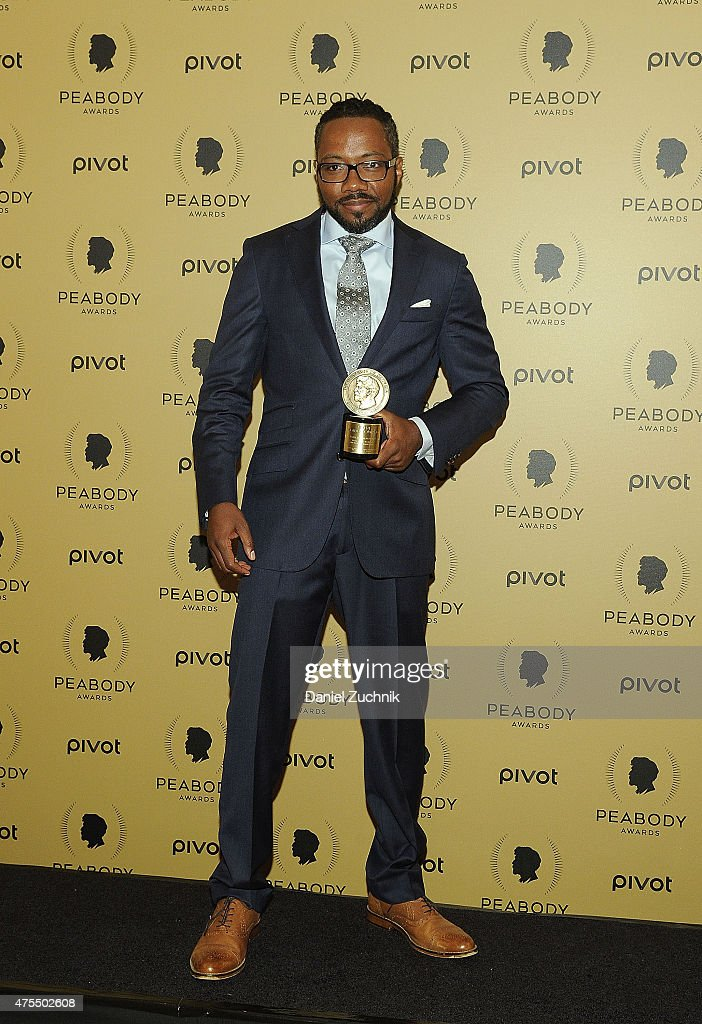 The 74th Annual Peabody Awards Ceremony : News Photo