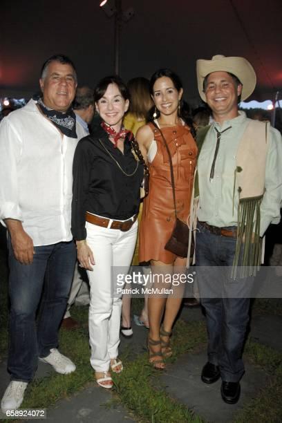 Al Lieberman Diane Lieberman Haley Binn and Jason Binn attend the Best Buddies Hamptons Gala at the Home of Anne Hearst McInerney and Jay McInerney...