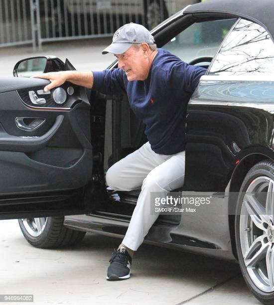 Al Michaels is seen on April 15 2018 in Los Angeles CA