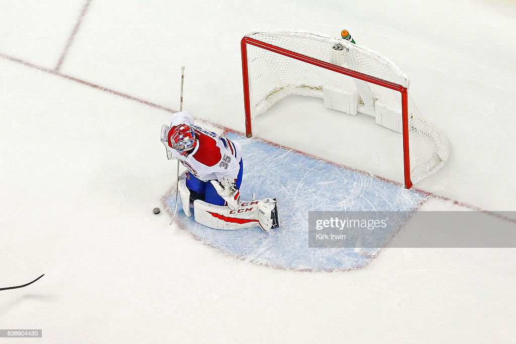 Montreal Canadiens v Columbus Blue Jackets : News Photo