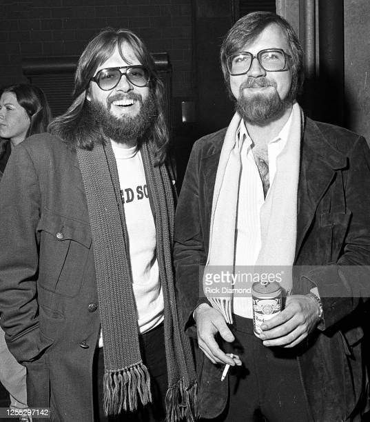 Al Moss and Promoter Rich Floyd U.S. Marines and Z-93 Radio present Toys for Tots at The OMNI Coliseum in Atlanta Georgia, December 14, 1980 (Photo...