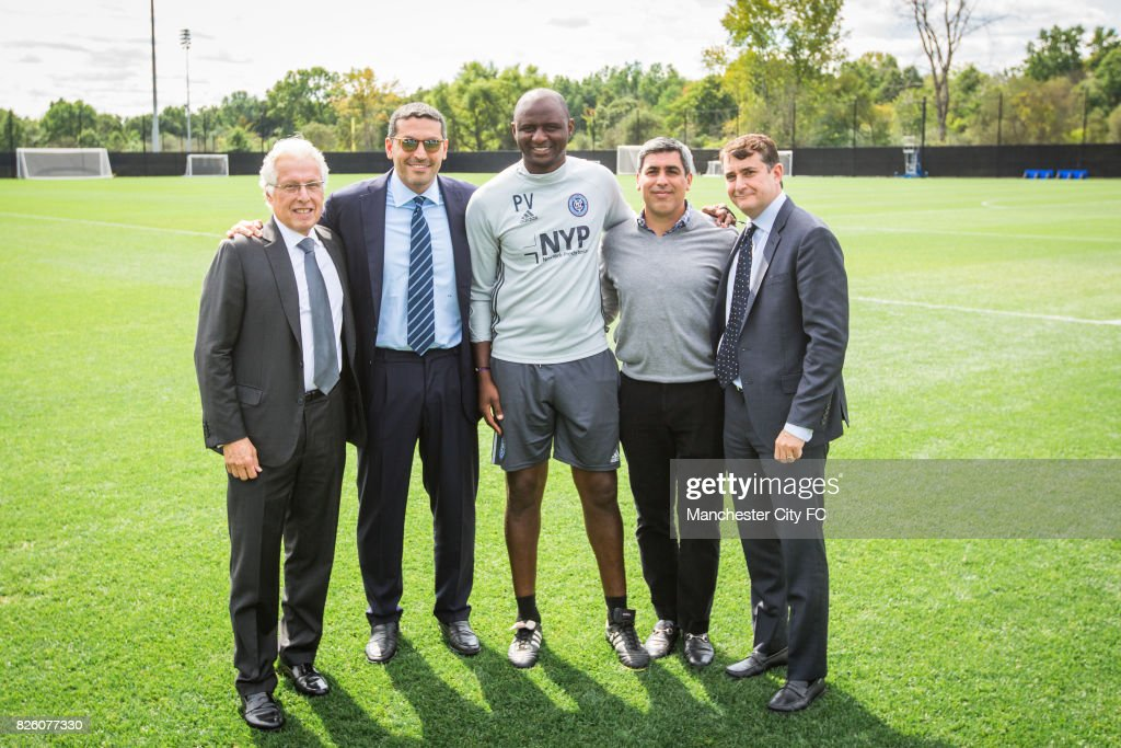 Image result for patrick vieira khaldoon