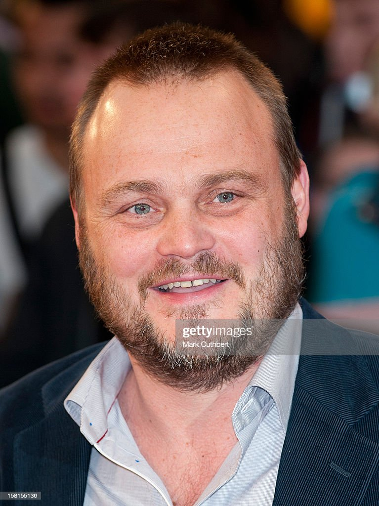 'Al' Murray Attends Marvel Avengers Assemble European Premiere At Vue Westfield On April 19, 2012 In London.