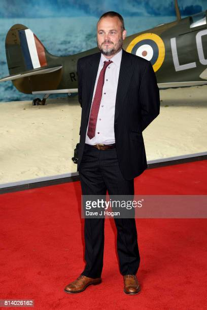 Al Murray attends the world premiere of Dunkirk at Odeon Leicester Square on July 13 2017 in London England