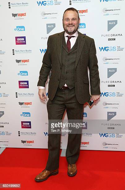 Al Murray attends The Writers' Guild Awards at Royal College Of Physicians on January 23 2017 in London England
