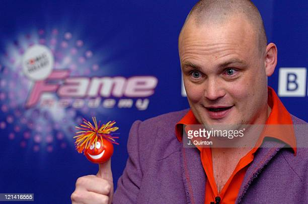 Al Murray is evicted from Comic Relief Does Fame Academy