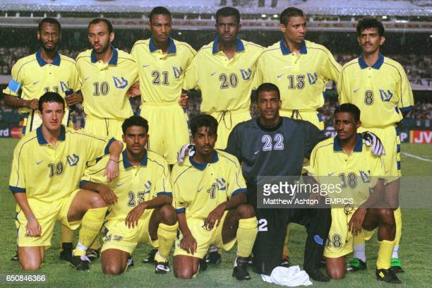 Al Naasr team group