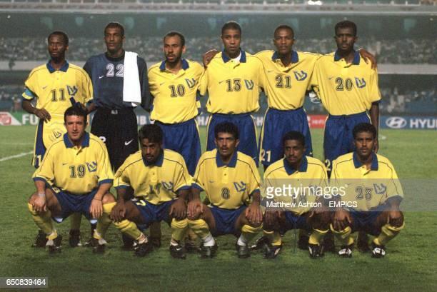 Al Nassr team group