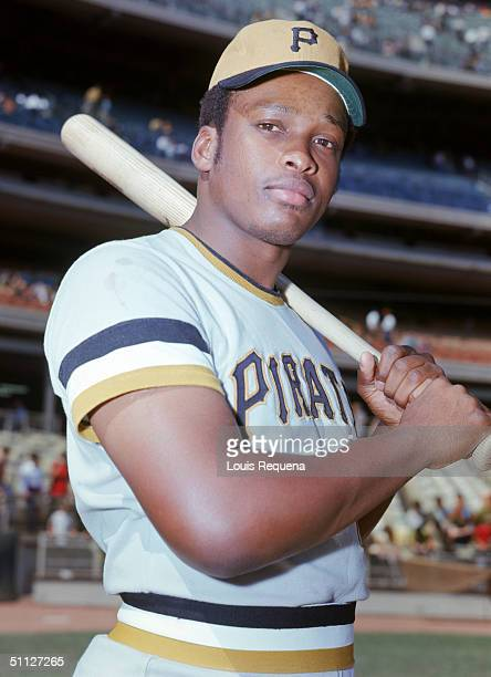 Al Oliver of the Pittsburgh Pirates poses for a portrait Al Oliver played for the Pirates from 19681977