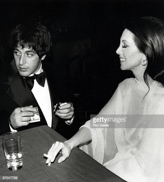 Al Pacino and Marlo Thomas