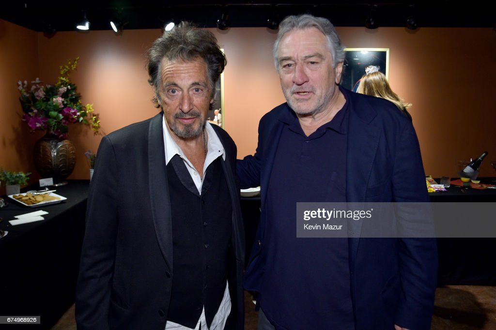 """The Godfather"" Screening - 2017 Tribeca Film Festival : News Photo"
