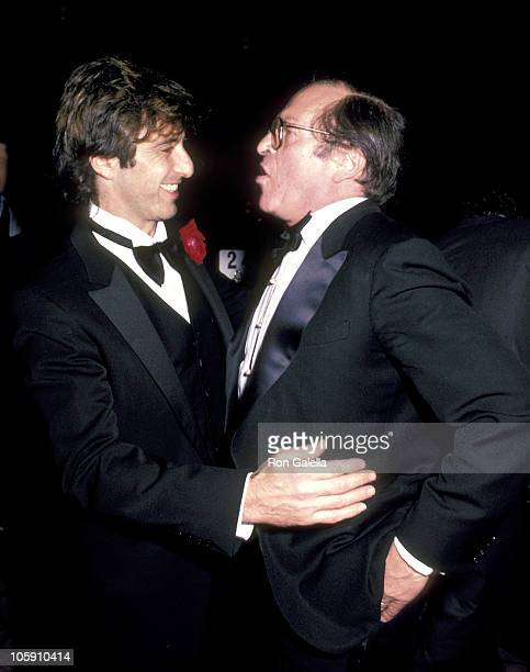 Al Pacino and Sidney Lumet during American Museum of The Moving Image Salutes Sidney Lumet at Waldorf Astoria Hotel in New York City New York United...