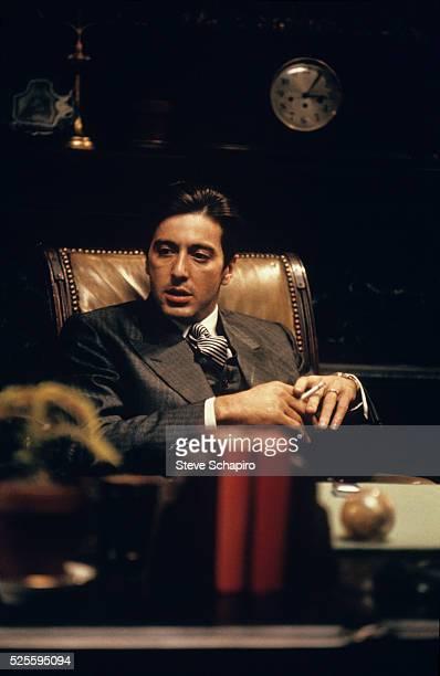 Al Pacino as Michael Corleone in The Godfather II 1974