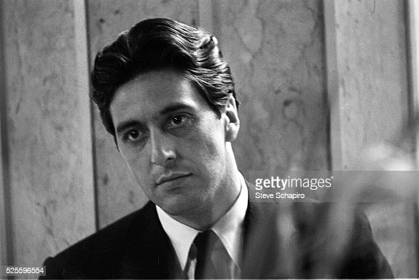 Al Pacino as Michael Corleone in the Godfather Part II