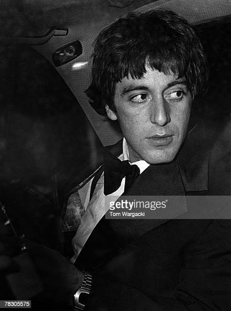 Al Pacino at Americana Hotel on circa 1972 in New York United States