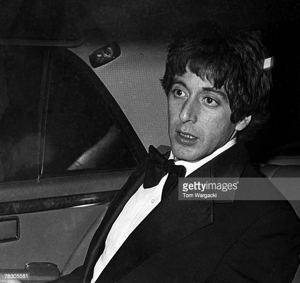 Al Pacino at Americana Hotel on circa 1972 in New York United States