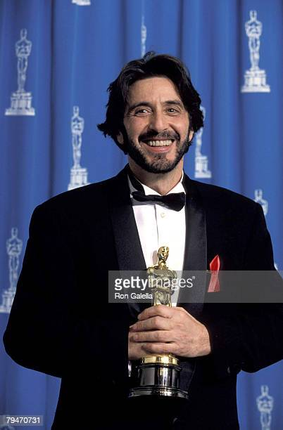 Al Pacino at the 65th Annual Academy Awards