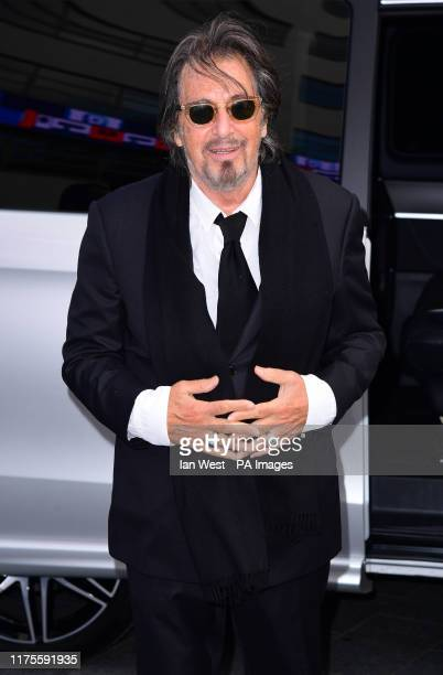 Al Pacino attending the Closing Gala and International premiere of The Irishman held as part of the BFI London Film Festival 2019 London