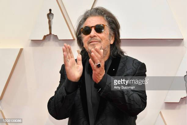 Al Pacino attends the 92nd Annual Academy Awards at Hollywood and Highland on February 09, 2020 in Hollywood, California.