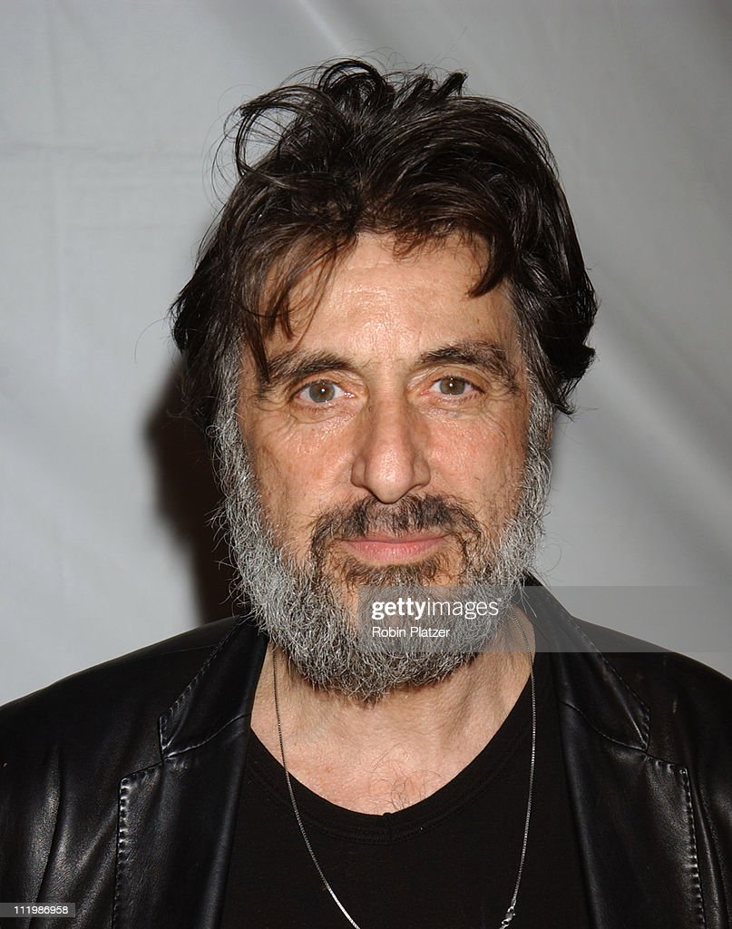 Al Pacino during 'Angels In America' - New York Premiere at Ziegfeld Theater in New York City, New York, United States.