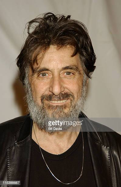 Al Pacino during 'Angels In America' New York Premiere at Ziegfeld Theater in New York City New York United States