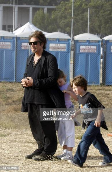 Anton James Pacino / Anton james pacino (born 25 january 2001) is the twin son of the actors al pacino and beverly d'angelo.