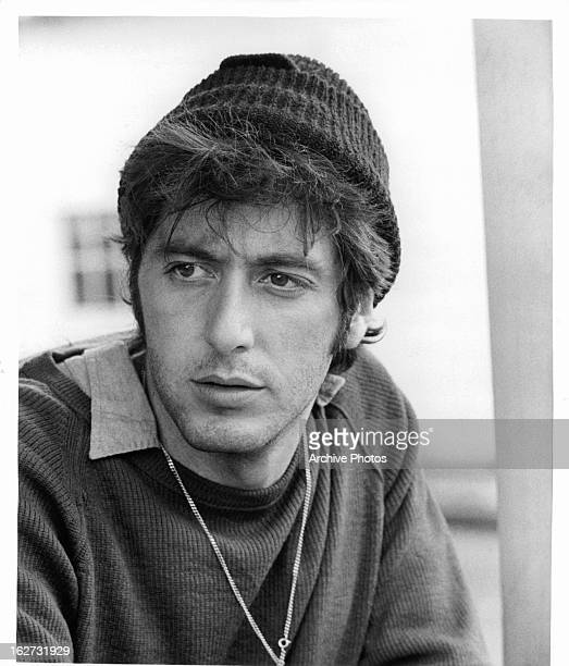 Al Pacino in a scene from the film 'Scarecrow' 1973