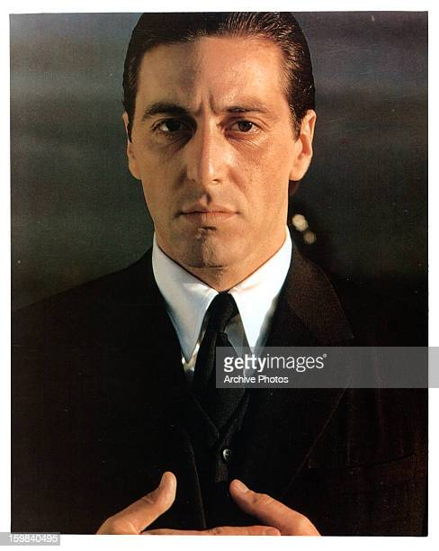 Al Pacino in a scene from the film 'The Godfather Part II' 1974