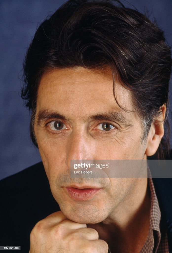 Al Pacino in Paris
