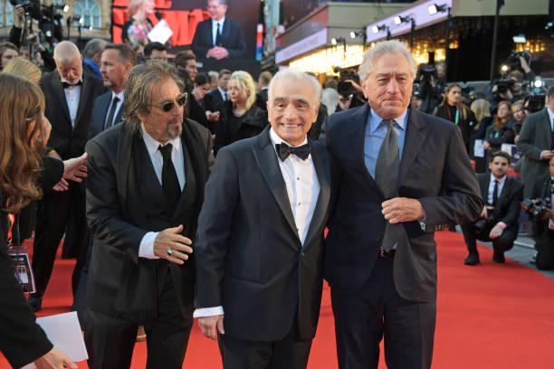 "GBR: ""The Irishman"" International Premiere and Closing Gala - 63rd BFI London Film Festival"