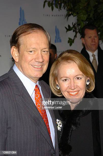 Al Pataki and Libby Pataki during Grand Opening Celebration of Time Warner Center at Time Warner Center in New York City New York United States