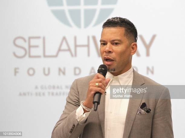 Al Reynolds attends the Selah Way Foundation Luncheon at Wells Fargo 42nd St on August 8 2018 in New York City