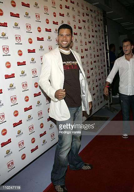 Al Reynolds during 2005 MTV VMA Stuff Magazine Party Arrivals at Sagamore Hotel in Miami Beach Florida United States