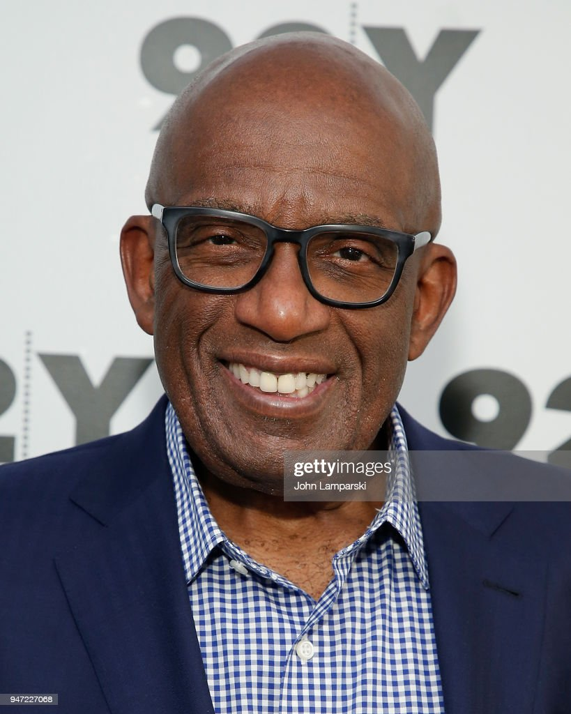 Al Roker appears in conversation with Natalie Morales at 92nd Street Y on April 16, 2018 in New York City.