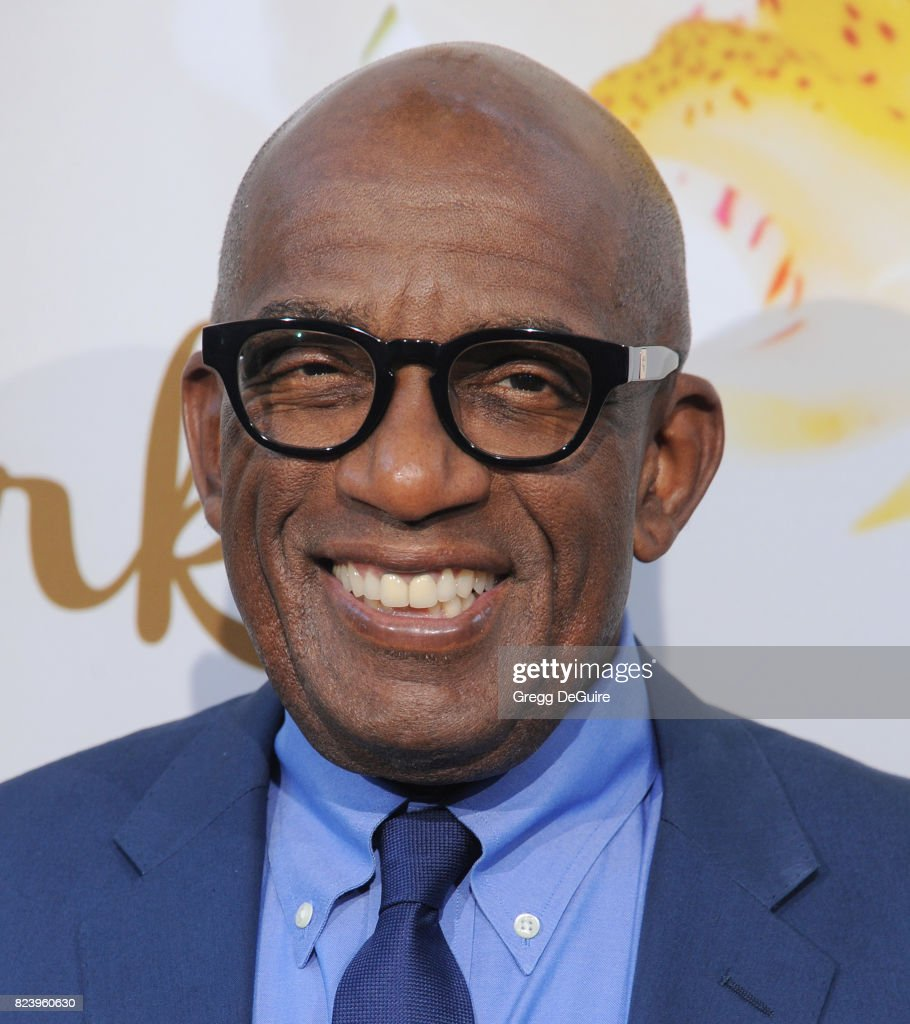 Al Roker arrives at the 2017 Summer TCA Tour - Hallmark Channel And Hallmark Movies And Mysteries at a private residence on July 27, 2017 in Beverly Hills, California.