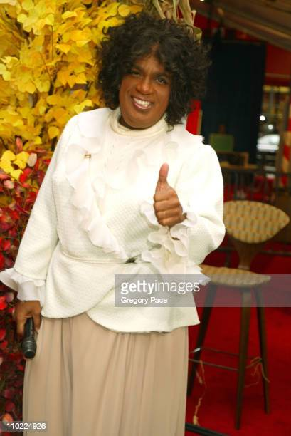 Al Roker as Oprah Winfrey during Halloween at the 'Today' Show at Rockefeller Plaza in New York City New York United States