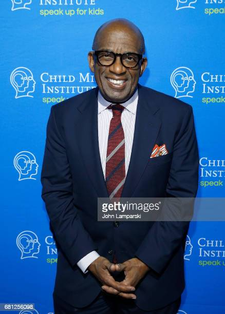 Al Roker attends 2017 Child Mind Institute Change Maker Awards at Highline Ballroom on May 9 2017 in New York City