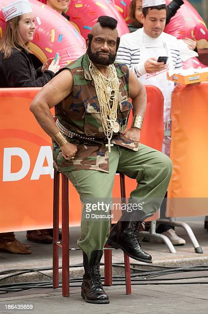 Al Roker attends NBC's 'Today' Halloween 2013 in Rockefeller Plaza on October 31 2013 in New York City