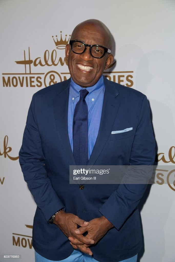 Al Roker attends the 2017 Summer TCA Tour-Hallmark Channel And Hallmark Movies And Mysteries at a private residence on July 27, 2017 in Beverly Hills, California.